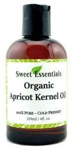 Sweet Essentials Apricot Kernel Oil