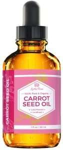Leven Rose 100% Carrot Seed Oil