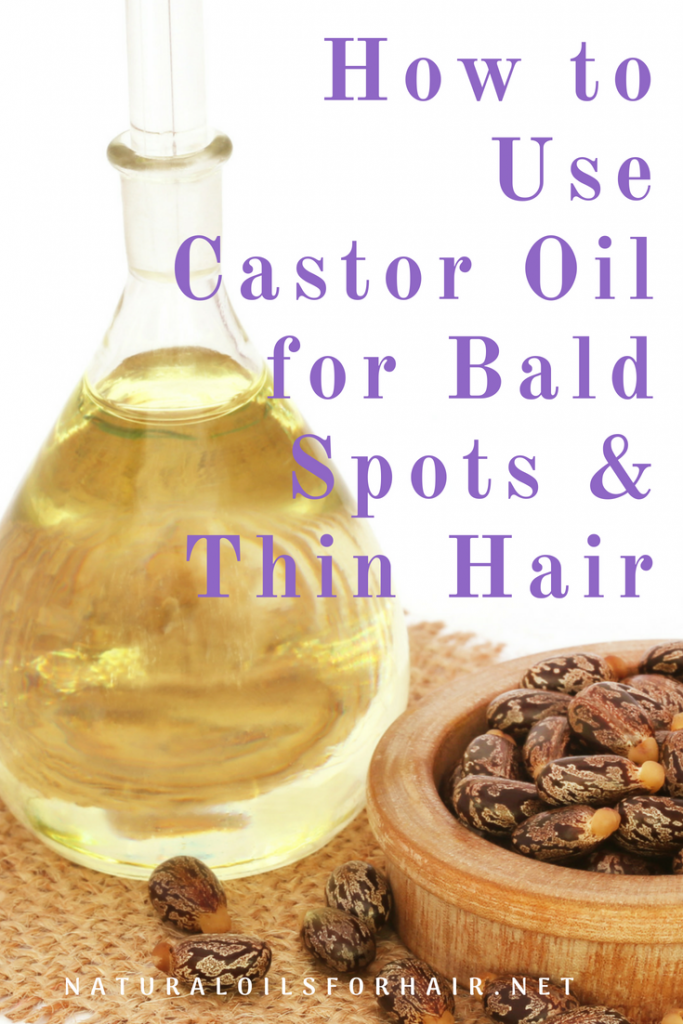 How to Grow Thicker Hair Strands with Castor Oil