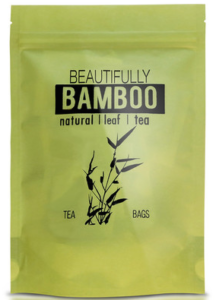 beautifully bamboo tea