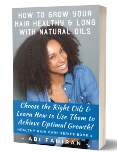 How to Grow Your Hair Healthy & Long with Natural Oils 2019B smaller