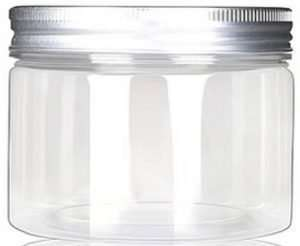 Cosmetic Jar for DIY Products