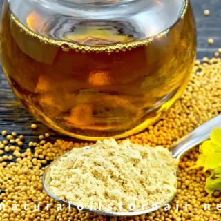 DIY Mustard Oil Recipe