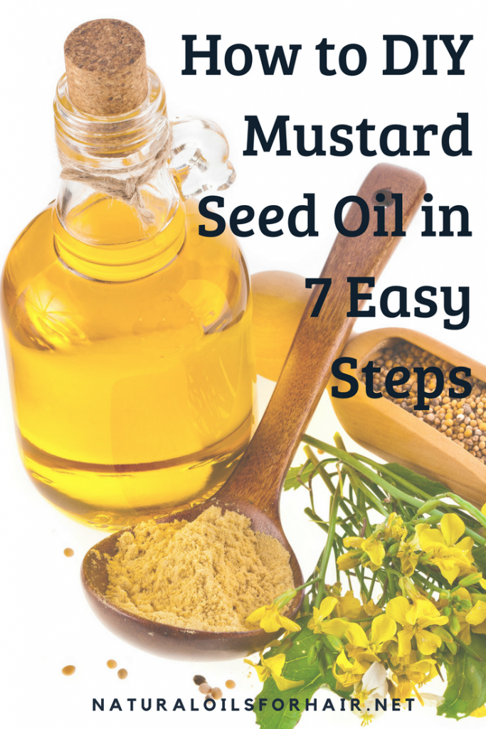 How to DIY Mustard Seed Oil in 7 Easy Steps