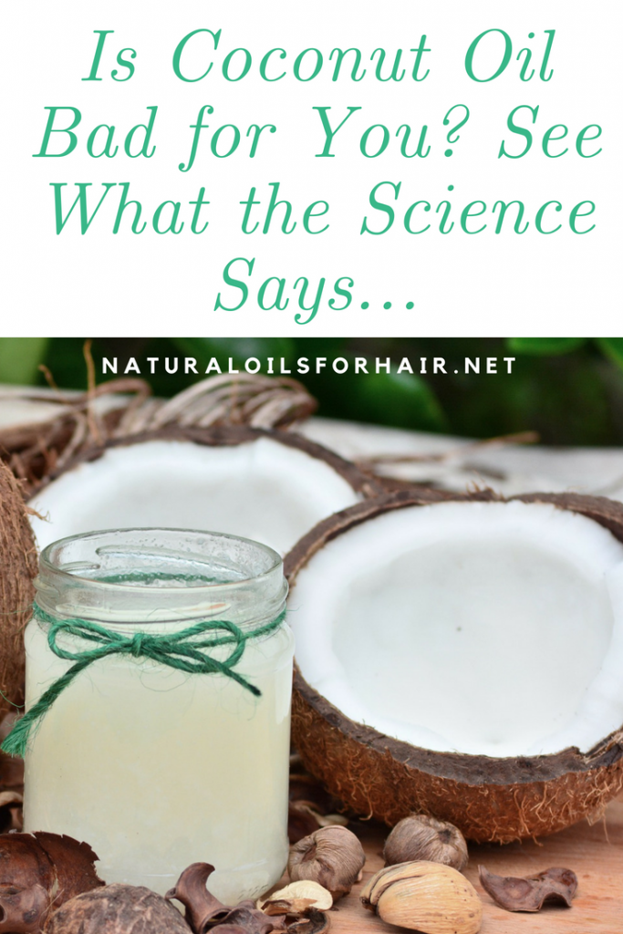 Is Coconut Oil Bad for You. See What the Science Says