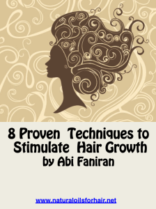 proven techniques for hair growth