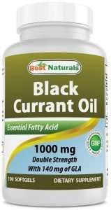 Best Naturals Black Currant Oil