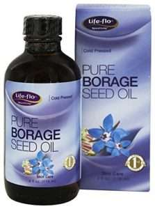 Life Flo Pure Borage Seed Oil