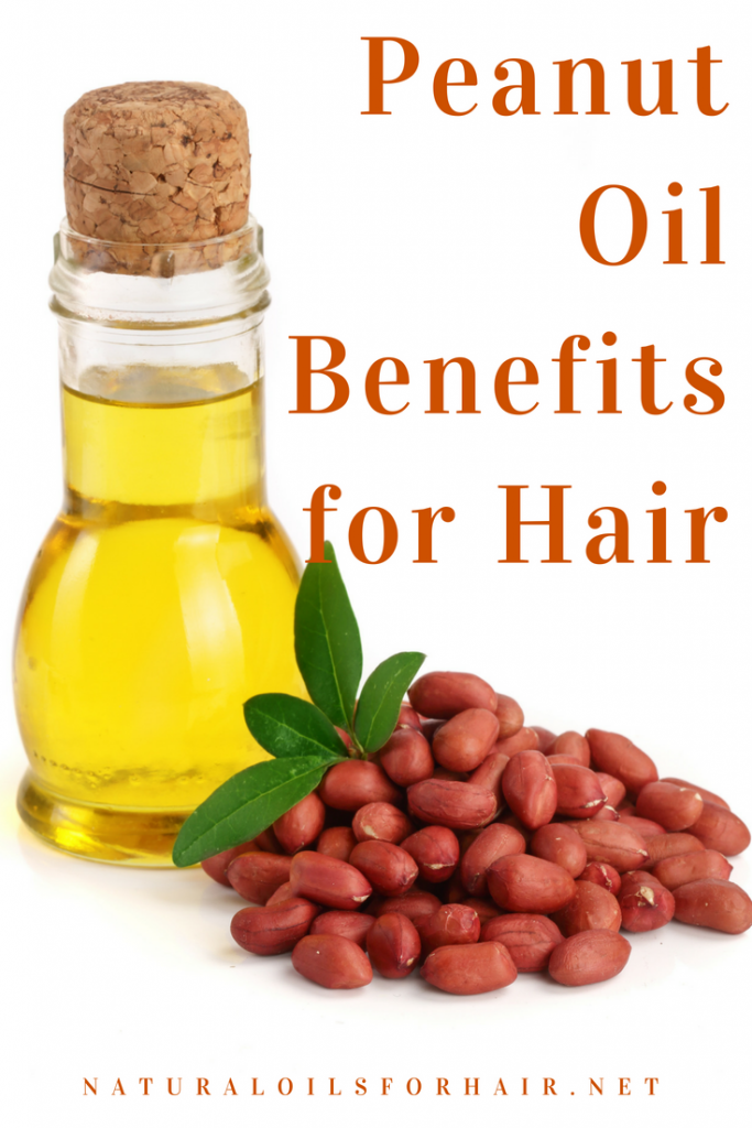 Reduce Protein Loss from Hair with Peanut Oil | Natural Oils