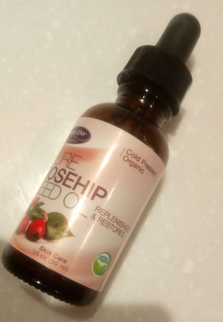 now foods rosehip seed oil