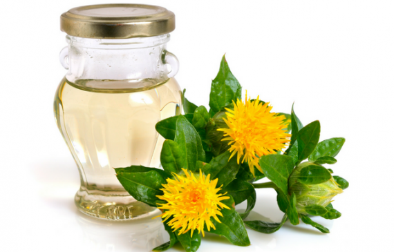 Benefits of Safflower Oil for Hair Damage