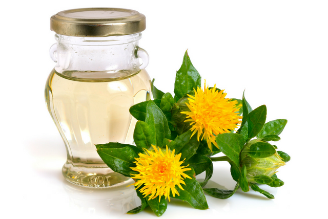 Safflower Oil Natural Hair