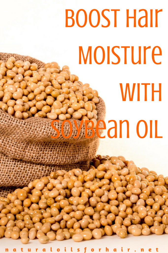 Boost Hair Moisture with Soybean Oil