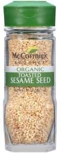 Organic Toasted Sesame Seeds