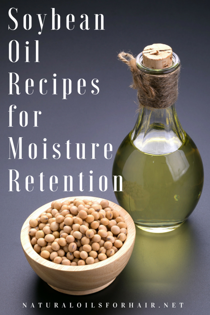Soybean Oil Recipes for Moisture Retention
