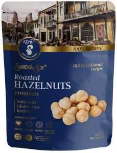 AZNUT Roasted Hazelnuts