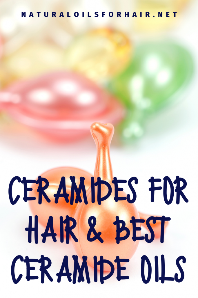 Ceramides for hair and best ceramide oils for hair