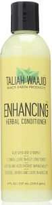 Taliah Waajid Black Earth Products Enhancing Herbal Conditioner
