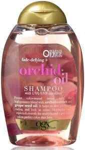 OGX Fade-Defying Orchid Oil Shampoo