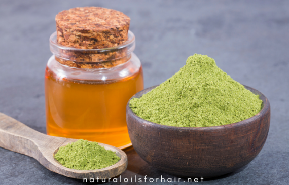 Moringa Oil for Hair Growth