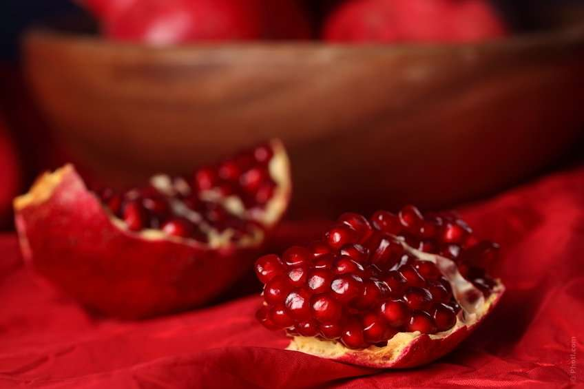 pomegranate seed oil benefits pdf