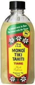 Monoi Tiare Tahiti Monoi Tiiki Tahiti Coconut Oil