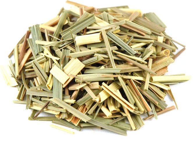 organic dried lemongrass