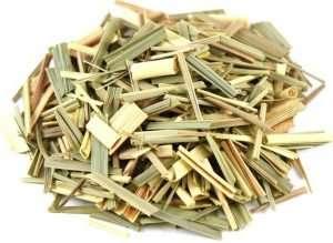 organic dried lemongrass