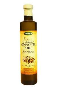 Flora Organic Sunflower Oil
