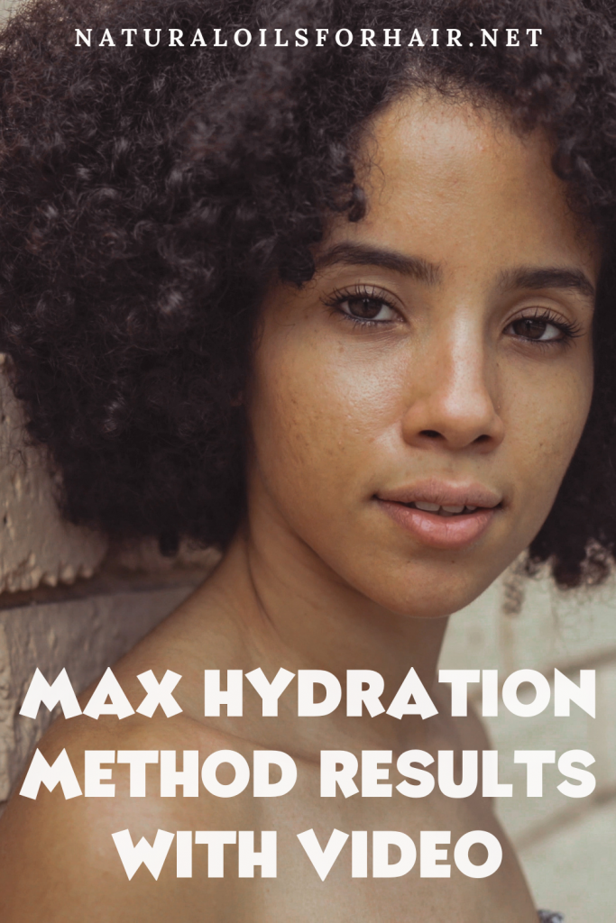 Max Hydration Method results with Video