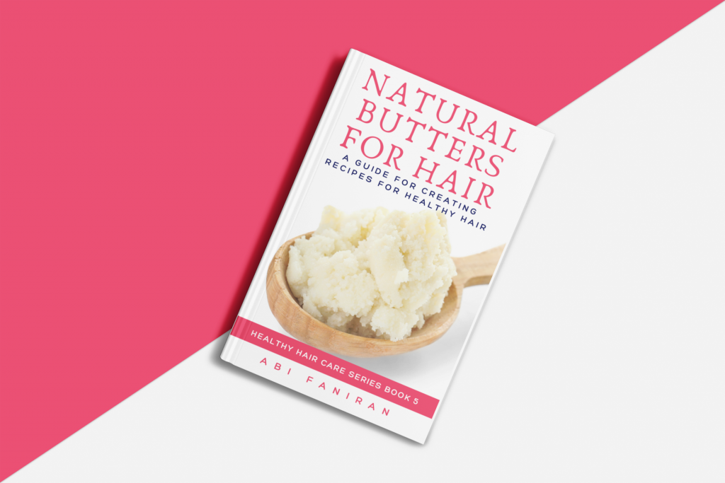 Natural Butters for Hair 3D