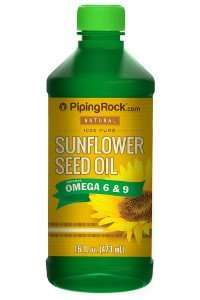 Piping Rock Sunflowe Seed Oil