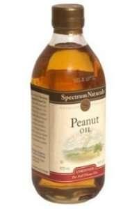 Spectrum Naturals Unrefined Peanut Oil