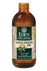 eden organic safflower oil