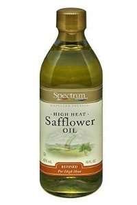 specturm naturals safflower oil