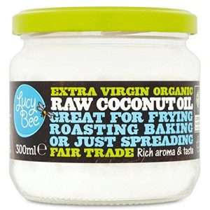 Lucy Bee Extra Virgin Organic Coconut Oil