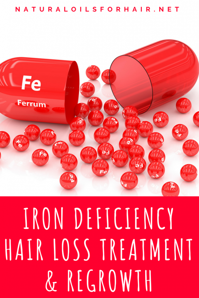 Iron Deficiency Hair Loss Treatment & Regrowth