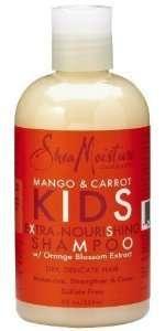 Shea Moisture Mango & Carrot Kids Extra-Nourishing Shampoo