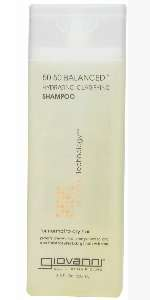 giovanni 50-50 balanced hydrating shampoo