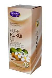 life-flo-kukui-nut-oil