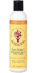 ts-Jessicurl Too Shea Extra Moisturizing Conditioner, Citrus Lavender