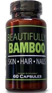 Beautifully Bamboo Ultra Vitamin for Hair Growth
