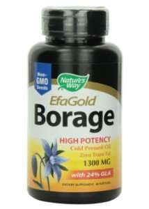 Nature's Way High Potency Borage Oil