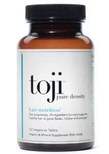Toji Pure Density- Hair Nutrition Vitamins