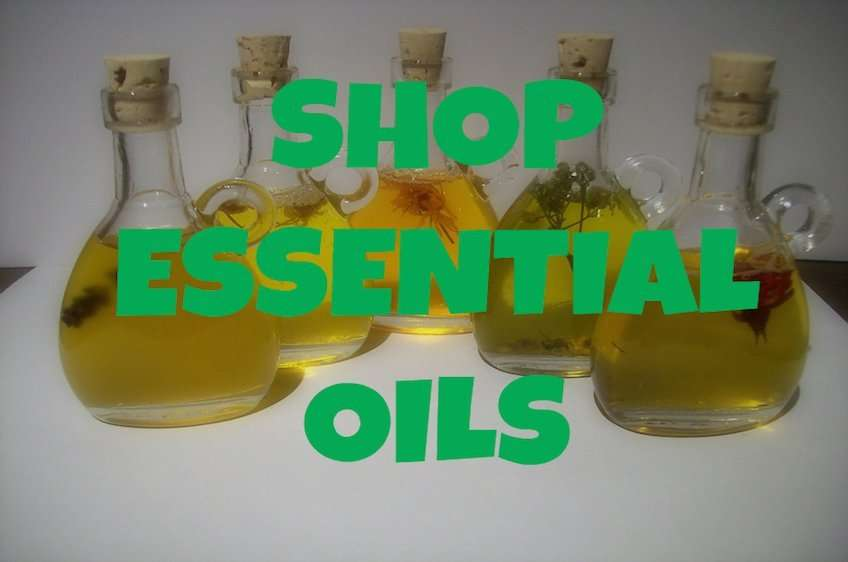 shop essential oils for hair