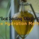 5 Best Sealing Oils for the Max Hydration Method for Curly Hair