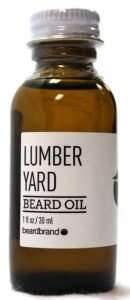 Beardbrand Lumber Yard Beard Oil