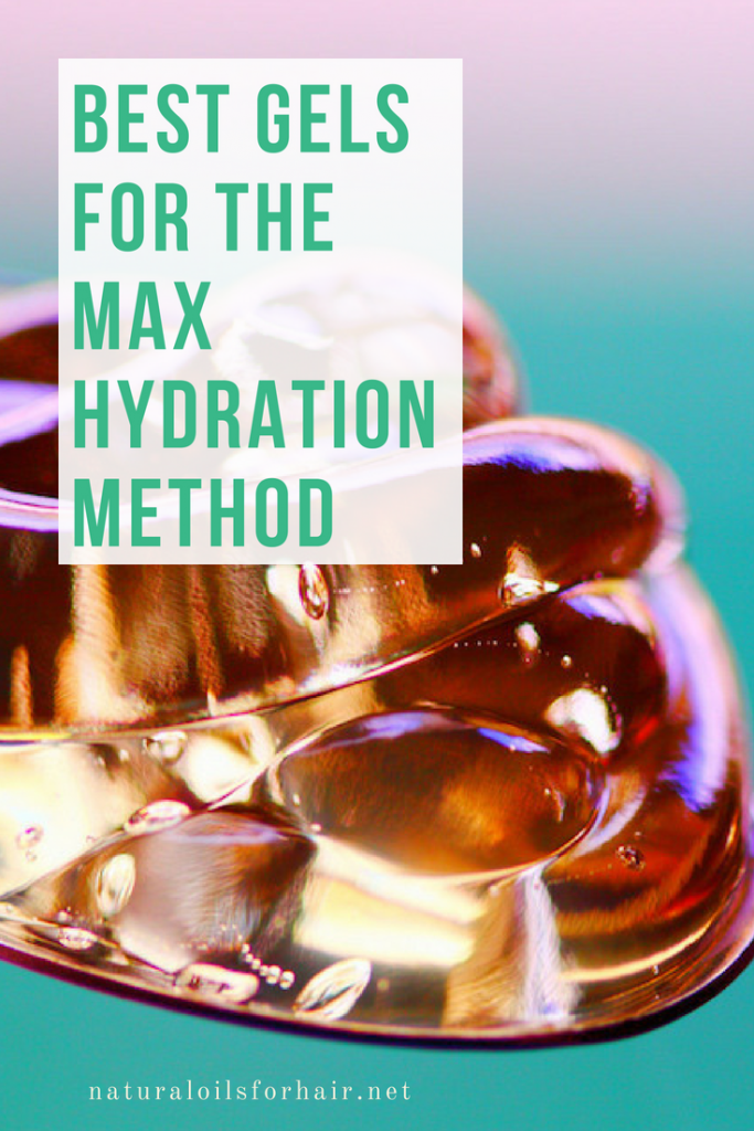 Best Hair Gels for the Max Hydration Method