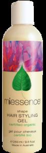 MiessenceCertified Organic Shape Styling Gel