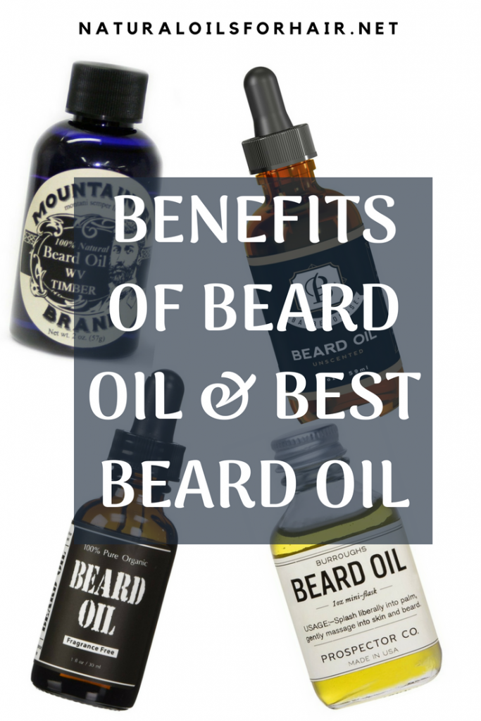 benefits of beard oil and best beard oil recommendations